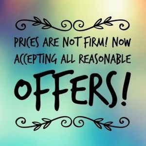 Tops - 👉🏻 ALL REASONABLE OFFERS ACCEPTED 👈🏻